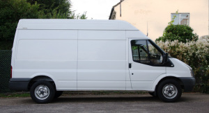 Small van - transit panel van