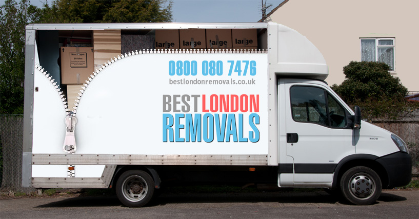 e8e55f6f47 3.5t moving van from Best London Removals